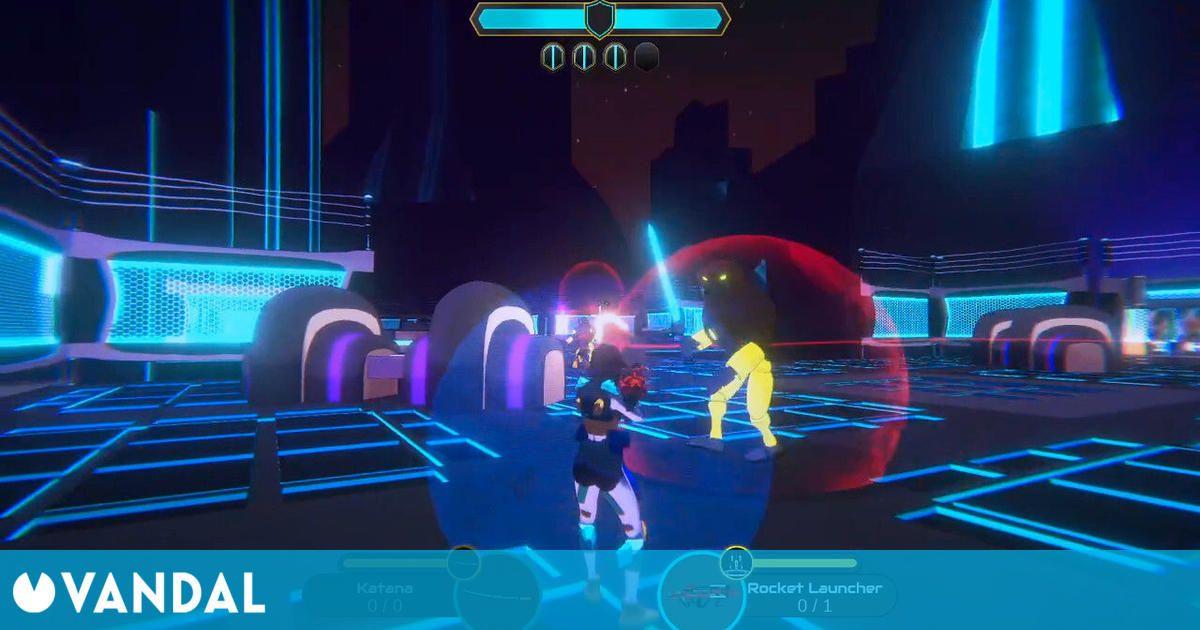 Los ocho juegos del grado de videojuegos de U-tad están ya disponibles gratis en Steam