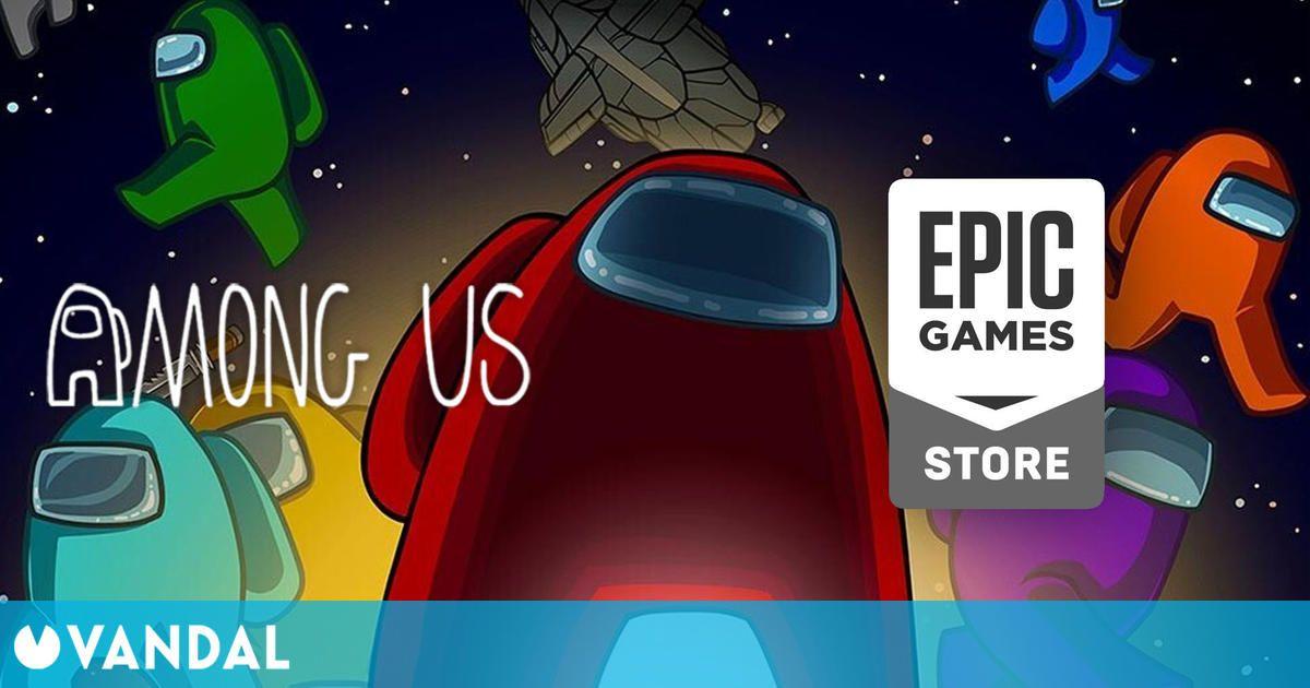 Consigue Among Us gratis para PC en Epic Games Store por tiempo limitado