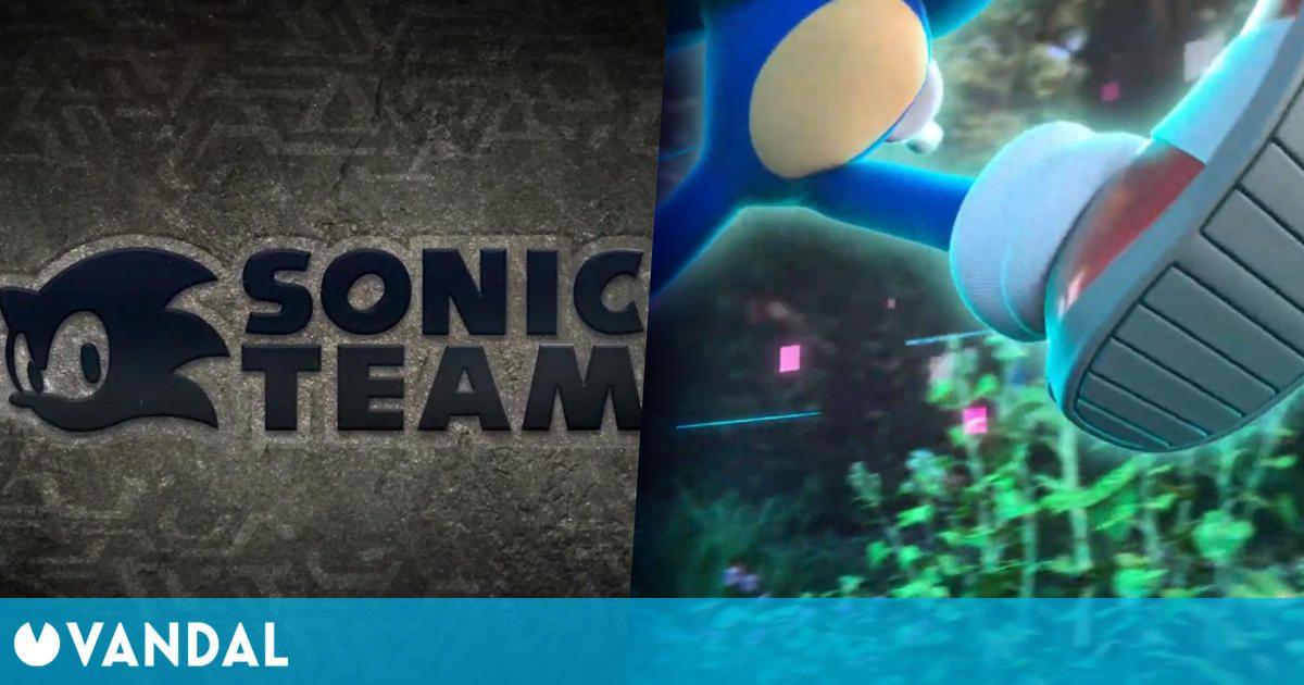 Sonic Team trabaja en un nuevo 'buque insignia' de Sonic que llegará en 2022