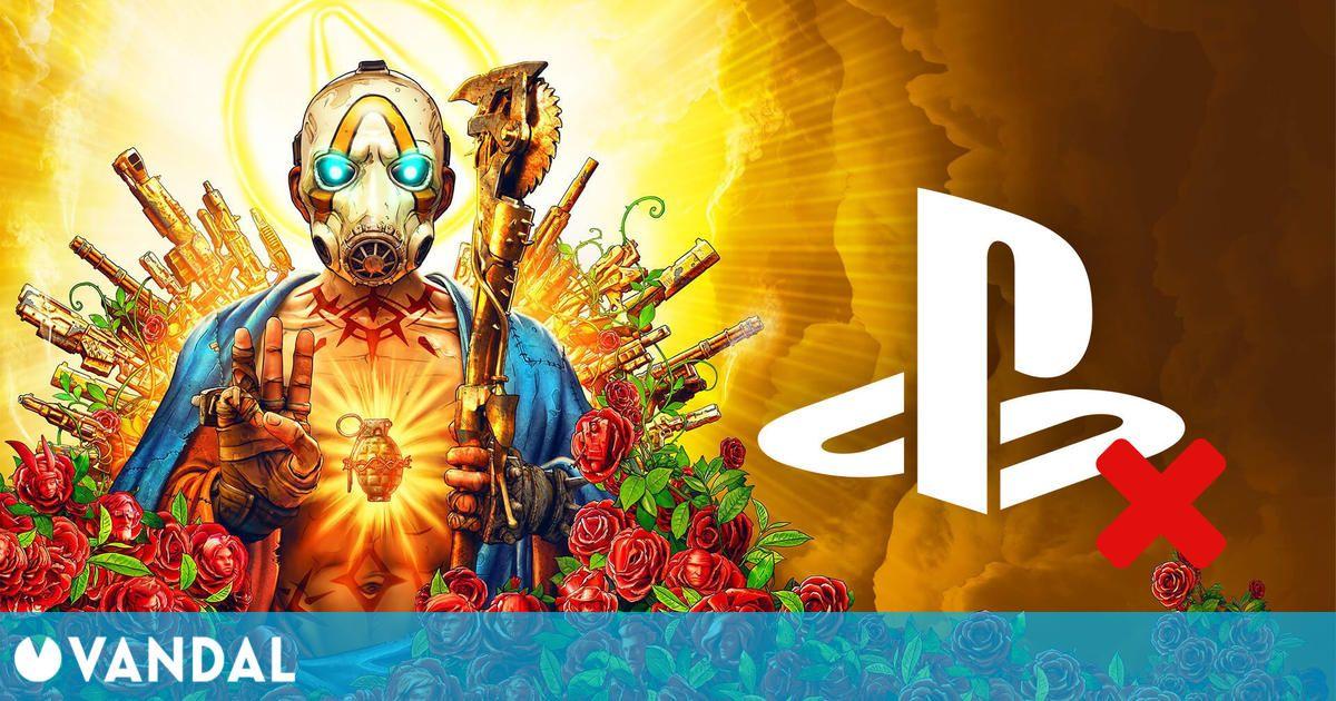 Borderlands 3 se queda de momento sin juego cruzado en PS5 y PS4