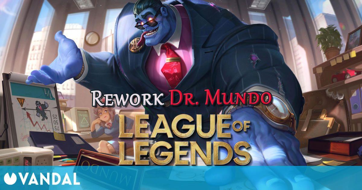 League of Legends: Rework de Dr. Mundo; nuevas habilidades y fecha de lanzamiento