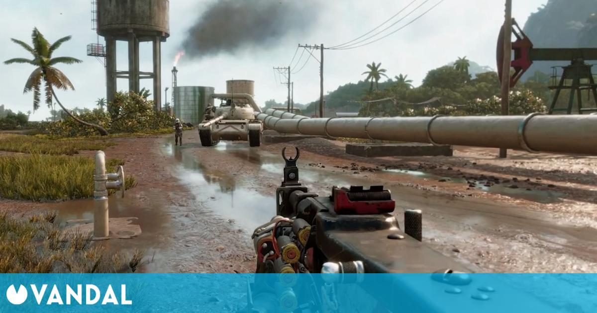 Far Cry 6: Se filtran 5 minutos de gameplay del nuevo sandbox de Ubisoft