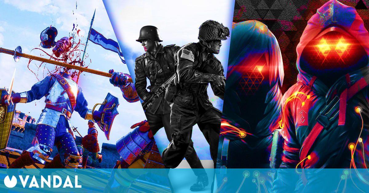 Juegos gratis y ofertas de este fin de semana: Scarlet Nexus, Chivalry 2, Conan Exiles y más