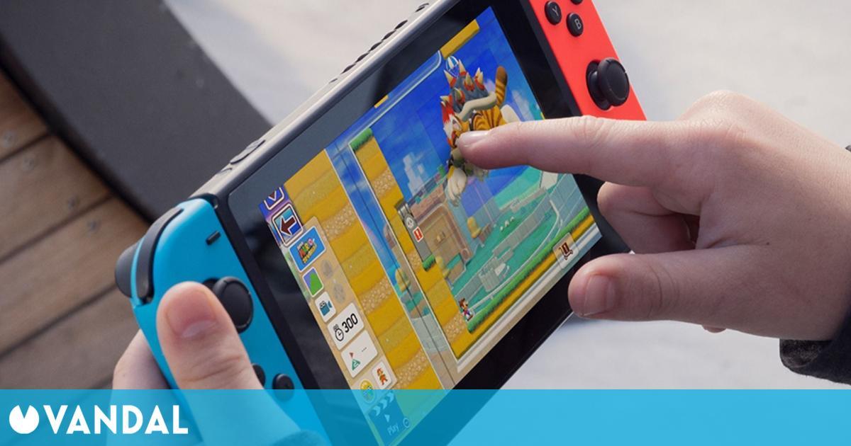 Nuevos detalles exclusivos de Switch Pro: pantalla, tamaño, dock, llegada a Europa…