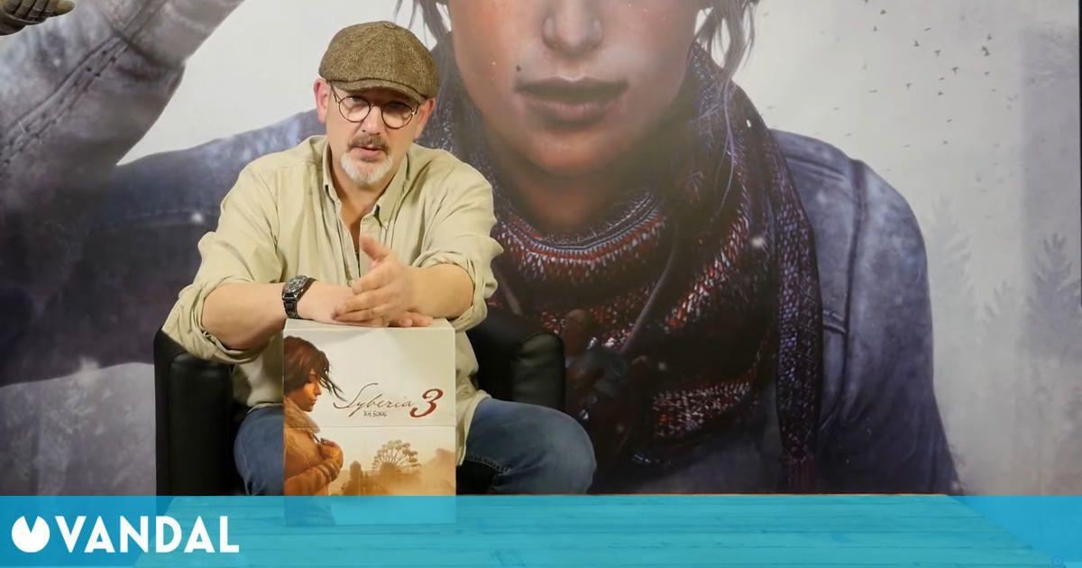 Benot Sokal, creador de Syberia, ha fallecido