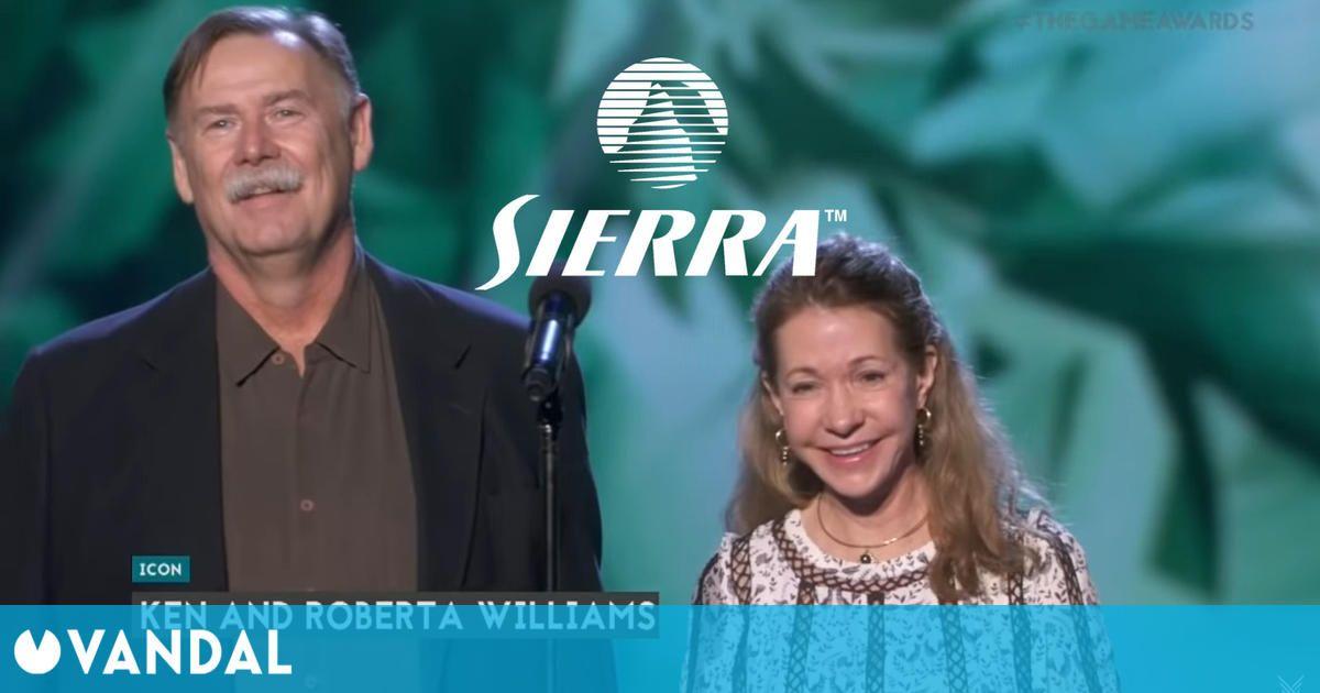 Los fundadores de Sierra On-Line, Roberta y Ken Williams, trabajan en un juego nuevo