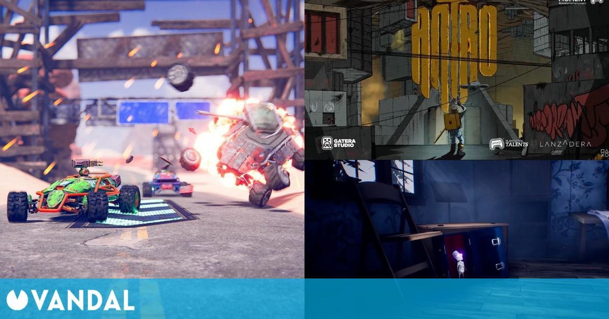 PlayStation Talents muestra su catálogo de más de 20 juegos para 2021