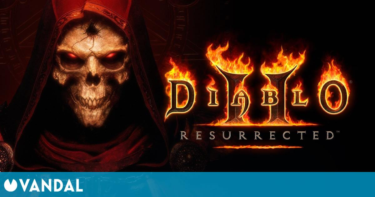 Blizzard tumba los mods de Diablo 2: Resurrected que daban acceso libre a la prueba alfa