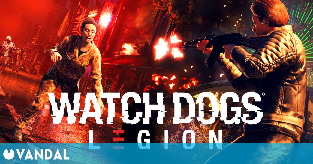 Watch Dogs: Legion of the Dead, un DLC con zombis para el juego de hackers, llega mañana
