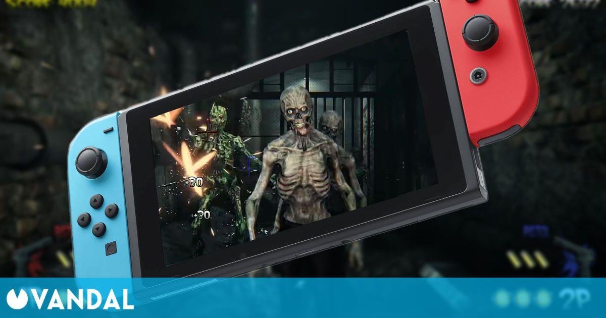 The House of the Dead: Remake funcionará a 60 fps en modo TV de Switch y 30 fps en portátil