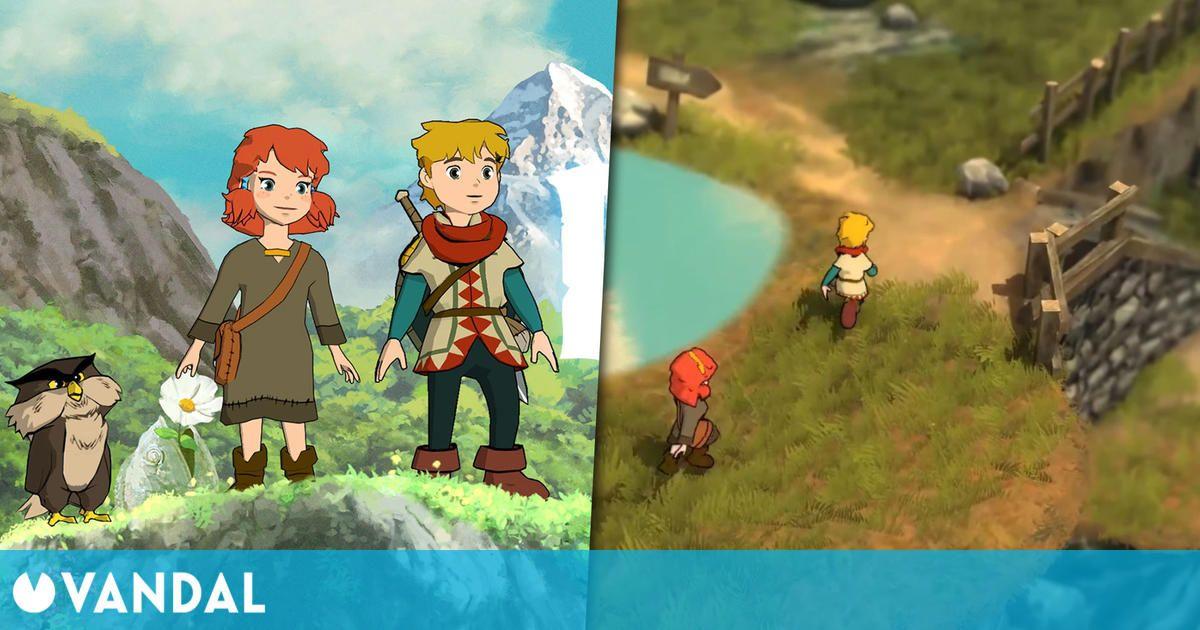 Baldo, el adorable indie inspirado en Ghibli y Zelda, muestra 13 minutos de jugabilidad