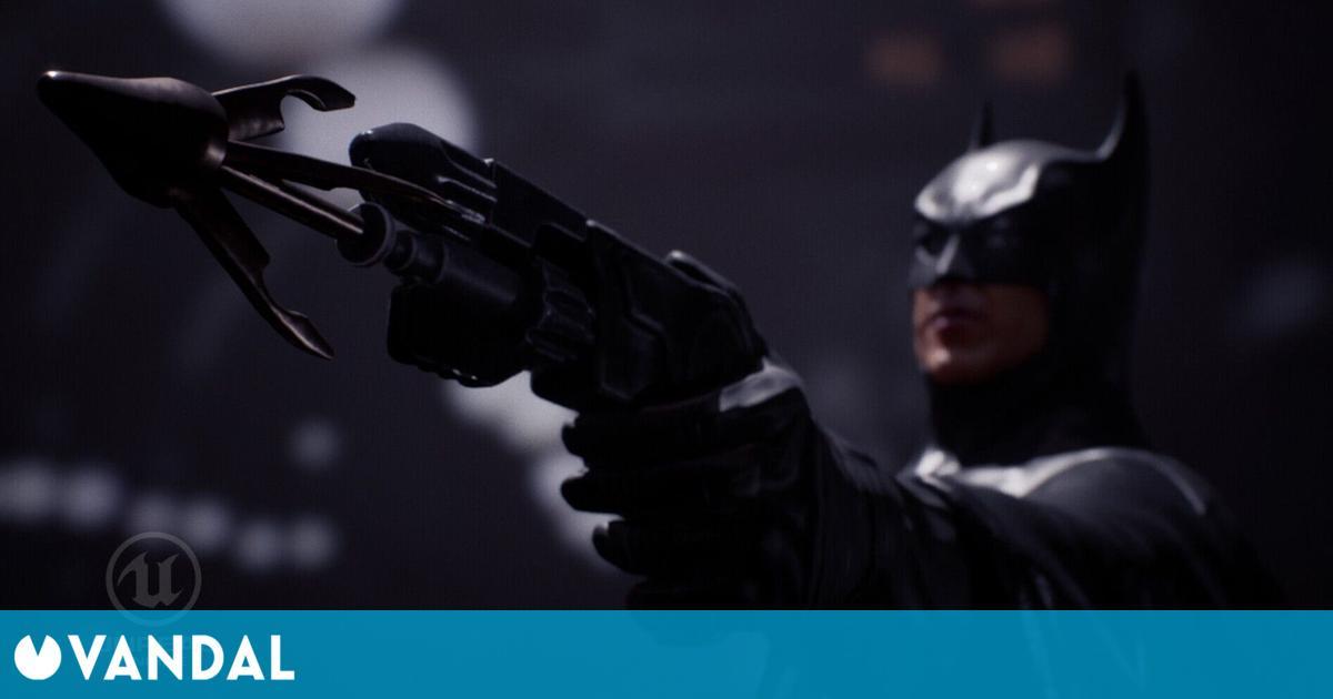 Batman 1989, el alucinante juego fan del Murciélago de Gotham, se muestra en imágenes y vídeo