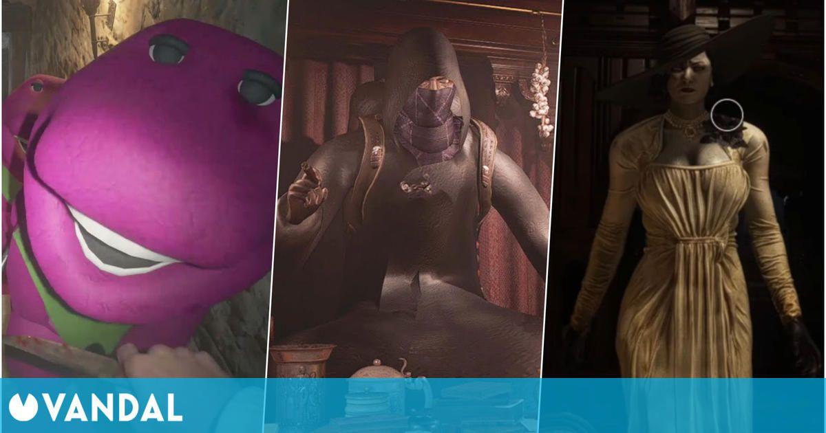La demo de Resident Evil 8 Village en PC recibe los primeros mods
