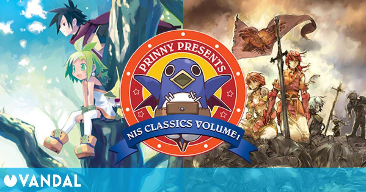 Prinny Presents NIS Classics Volume 1 ya tiene fecha lanzamiento para Nintendo Switch