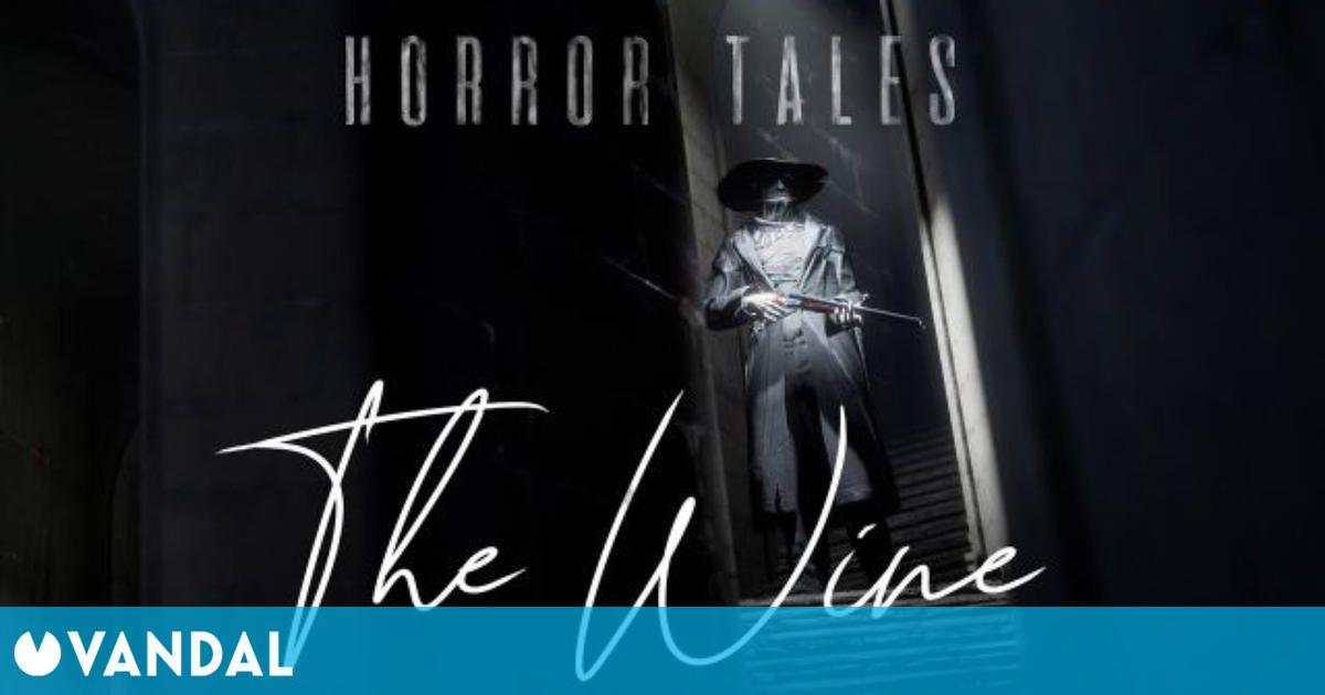Se anuncia Horror Tales: The Wine, el nuevo juego de terror y supervivencia de Carlos Coronado