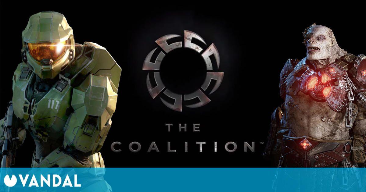 The Coalition trabaja en Gears 6, ayudando en Halo Infinite y en una nueva IP, según rumores