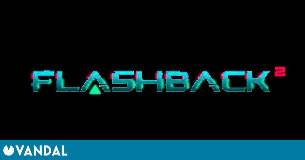 Flashback 2 llegará en 2022 a PC y consolas de la mano de Microids y Paul Cuisset
