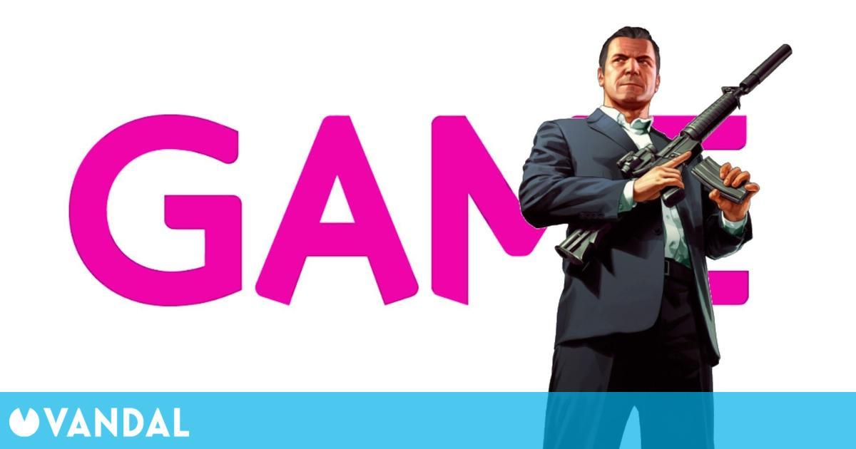 GTA 5 fue el juego más vendido de GAME España en el mes de abril