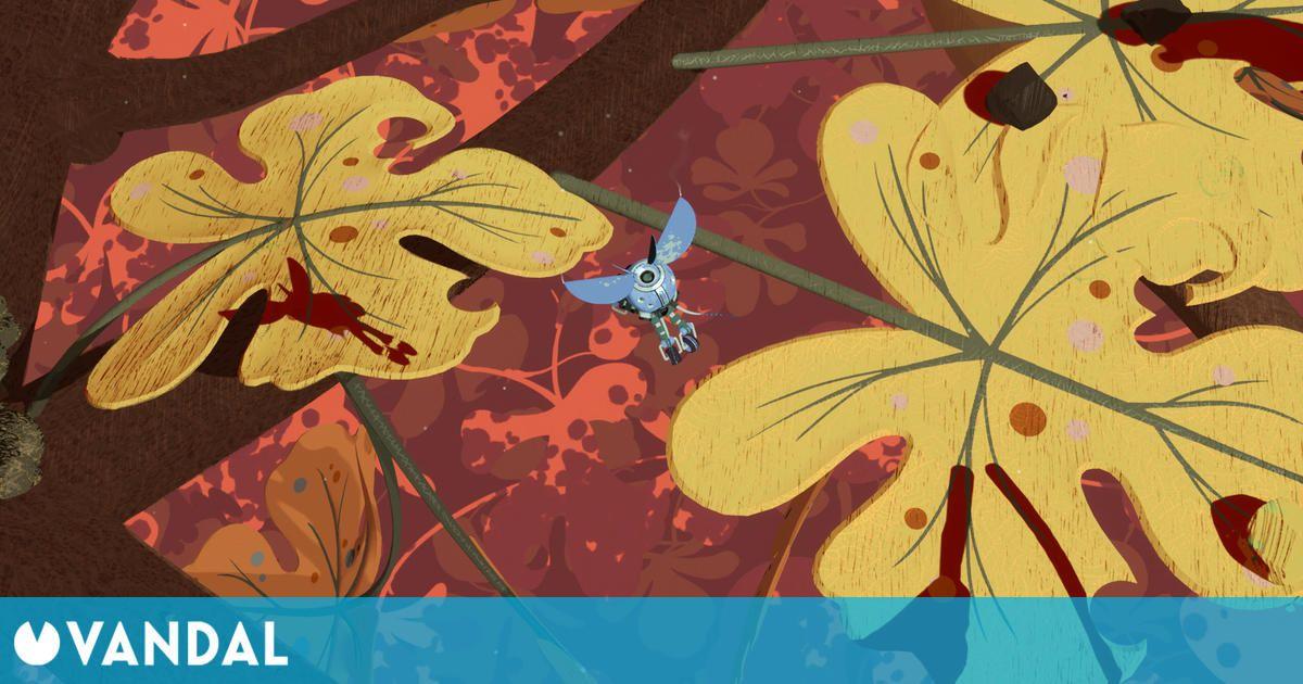 Stonefly desplegará sus alas el 1 de junio en PS5, Xbox Series, PS4, Xbox One, PC y Switch
