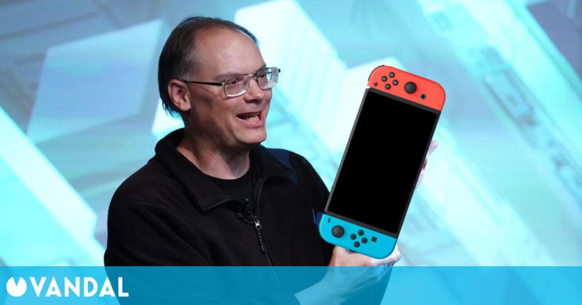 Tim Sweeney, fundador de Epic Games, admite que no es jugador de Nintendo Switch