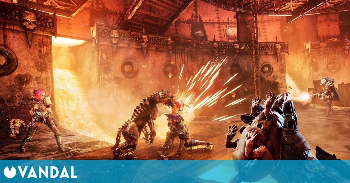 Necromunda: Hired Gun muestra su brutal combate en este nuevo y frenético tráiler