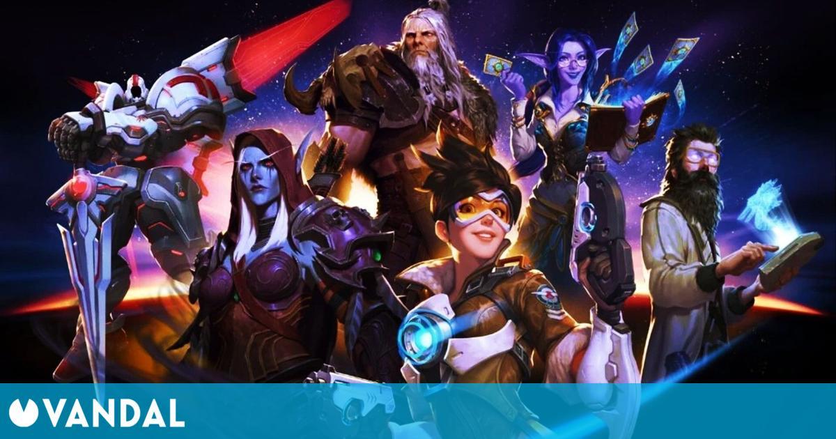 Blizzard: Su base de jugadores descendió un 29% durante los tres últimos años