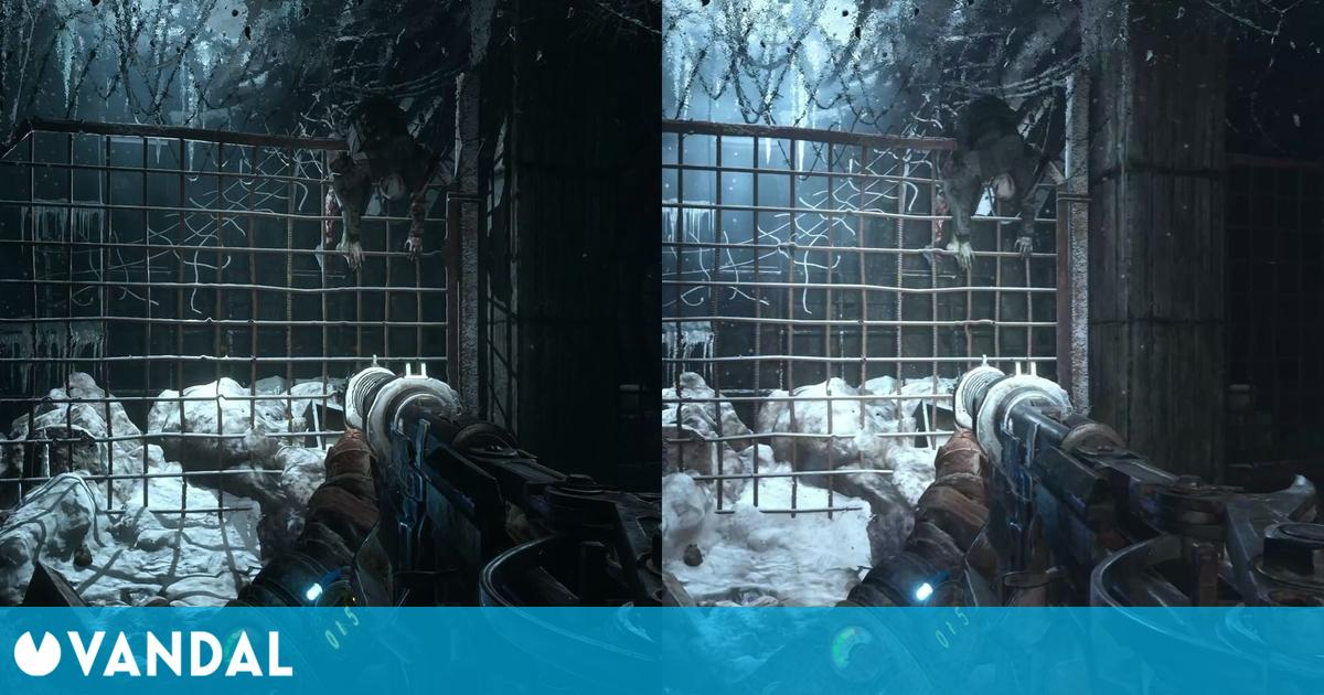 Metro Exodus: Comparan la versión original y la Enhanced Edition con una RTX 3080