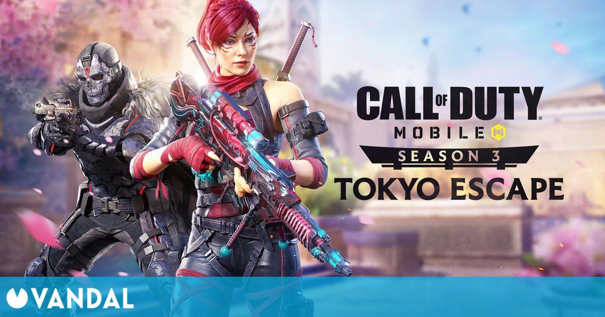 Call of Duty: Mobile suma 500 millones de descargas e ingresa 1000 millones de dólares