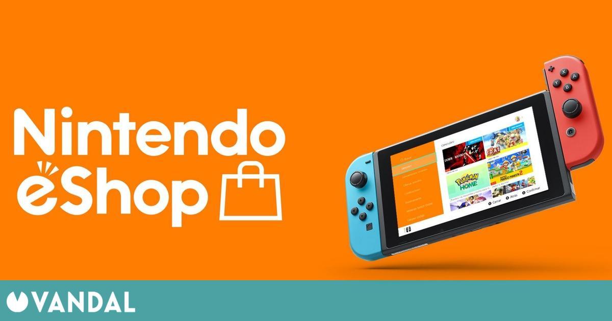 Más de cuatro de cada diez juegos vendidos en Switch son en formato digital