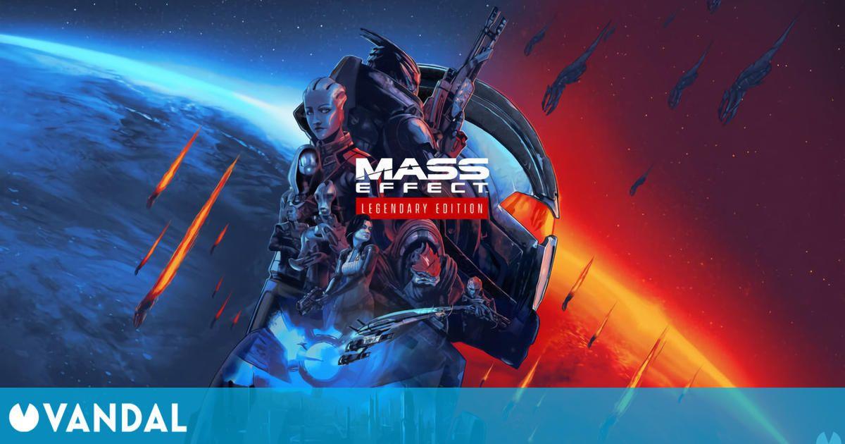 BioWare lanza varios contenidos de Mass Effect Legendary Edition para amenizar la espera
