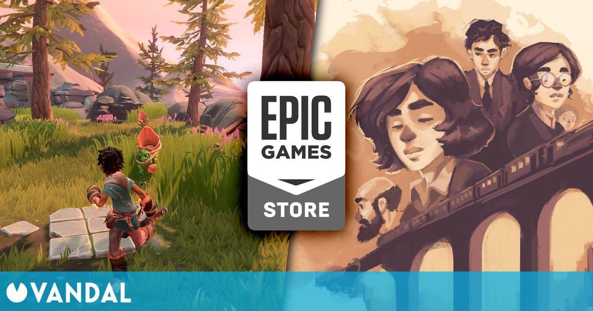 Pine ya disponible gratis en Epic Games Store; The Lion's Song la semana que viene