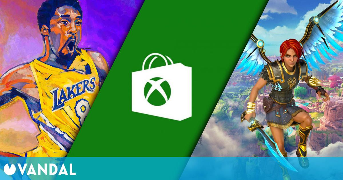 Ofertas Xbox: Immortals Fenyx Rising, FIFA 21, Control Ultimate Edition y más