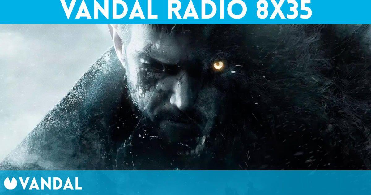 Vandal Radio 8×35 – Resident Evil 8 Village