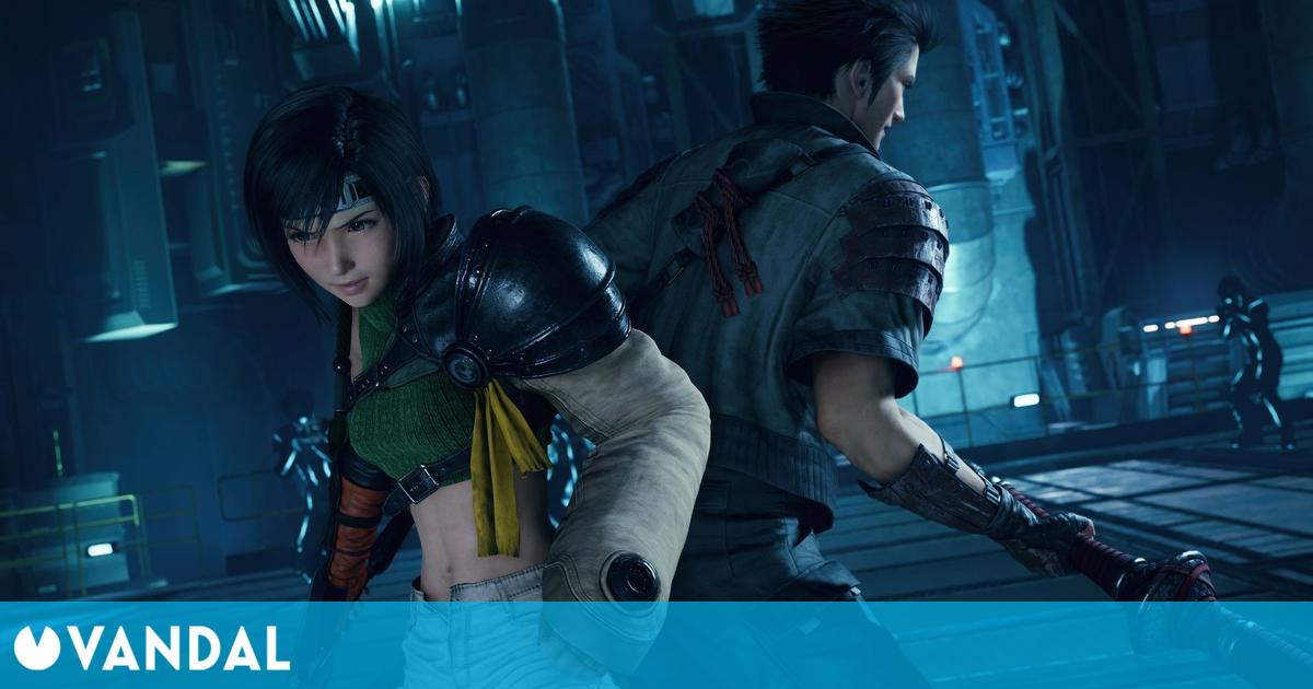 Final Fantasy 7 Remake Intergrade muestra EPISODE INTERmission en un nuevo tráiler