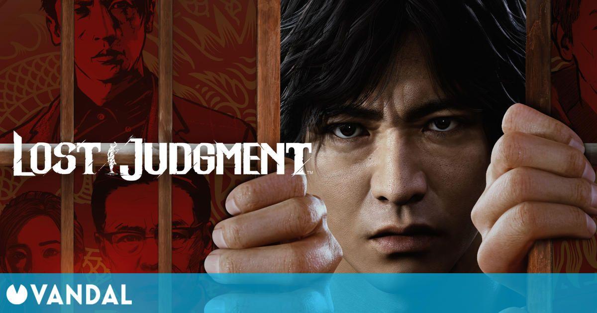 Lost Judgment llegará a PS5, Xbox Series X/S, PS4 y Xbox One el 24 de septiembre