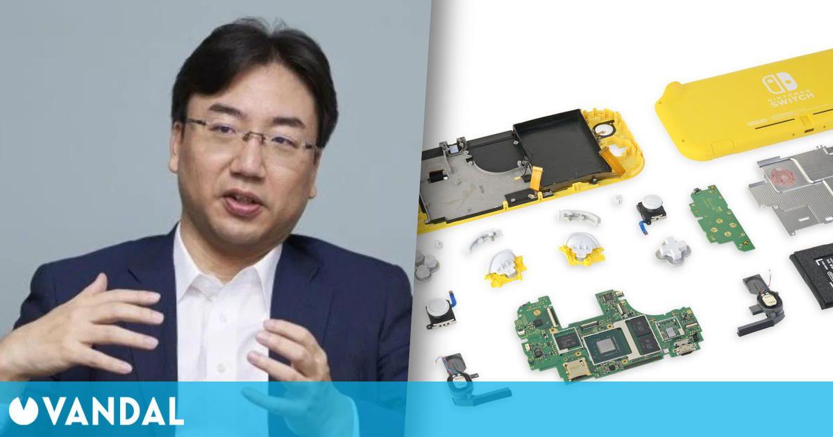 Switch comienza a ver afectada su producción por la escasez de chips, afirma Furukawa