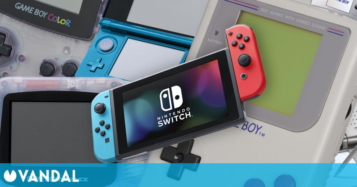 Nintendo ha vendido más de 500 millones consolas portátiles a lo largo de su historia (08/05/2021)