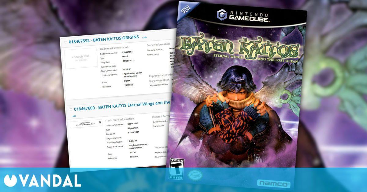 Bandai Namco registra las dos entregas de Baten Kaitos en Europa