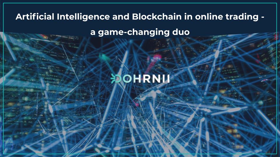 Inteligencia artificial y blockchain en el comercio online