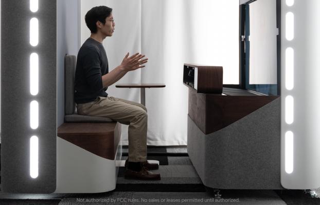 Las videollamadas futuristas de Google crean un modelo 3D increíblemente realista de tu interlocutor