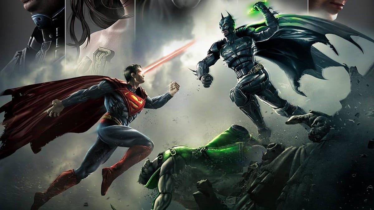 Warner hará película de Injustice, el lado malvado de Superman