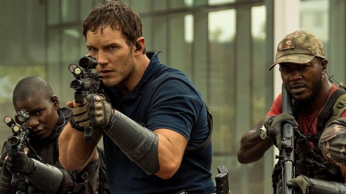 Tráiler de The Tomorrow War con Chris Pratt