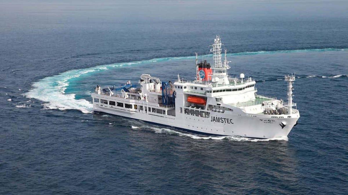 Científicos en Japón hacen agujero más profundo en fondo oceánico
