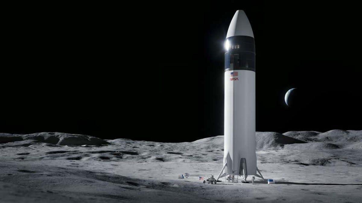 La NASA paraliza la Starship de SpaceX por reclamaciones
