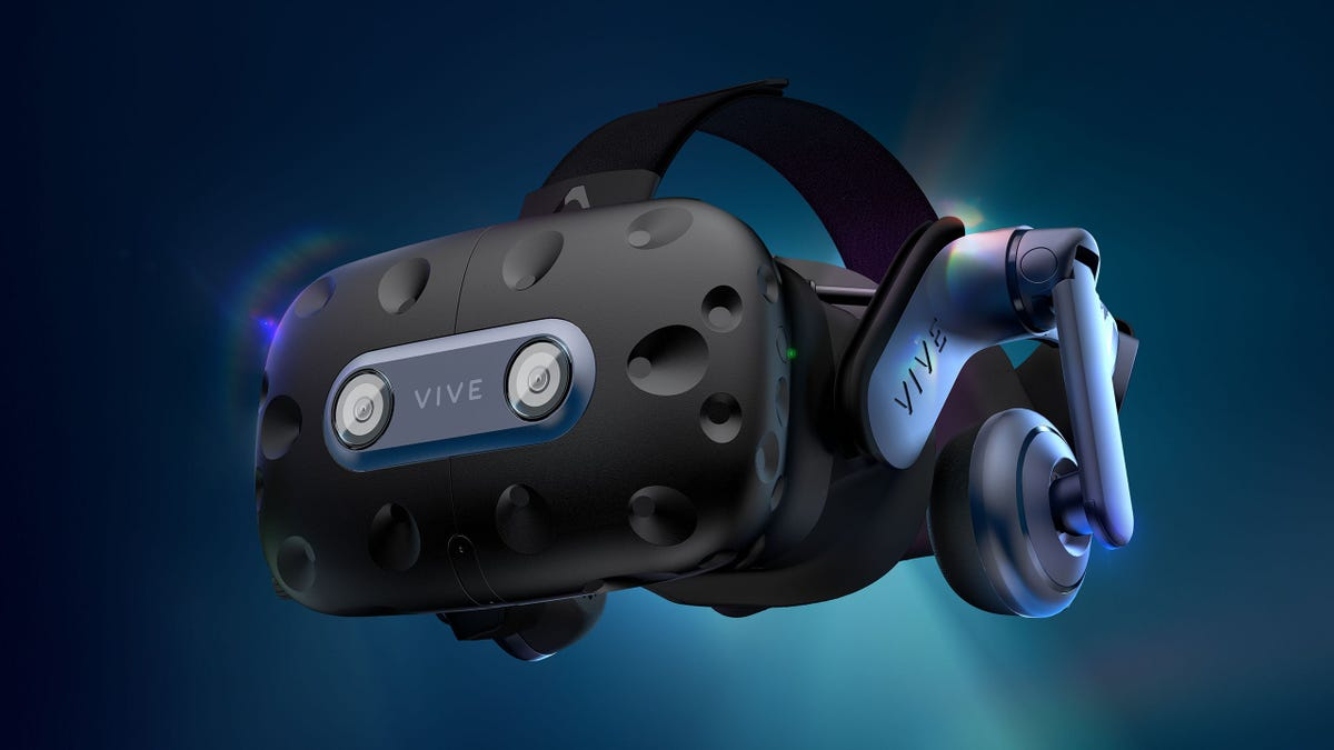 HTC se pasa al 5K con dos nuevas gafas de realidad virtual