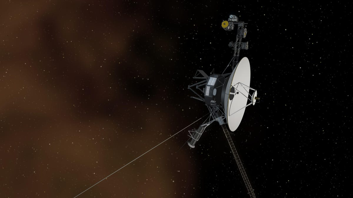 La sonda Voyager 1 detecta un 'zumbido' de plasma en un lugar del espacio prácticamente vacío