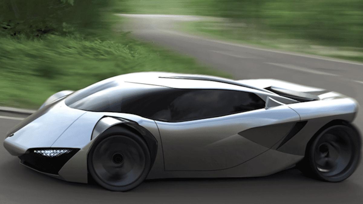 Lamborghini revela un próximo auto totalmente eléctrico