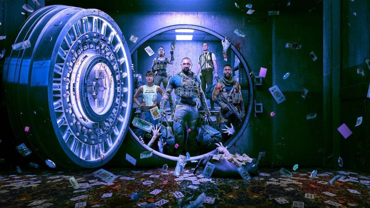 15 minutos de El ejército de los muertos, la película de Zack Snyder