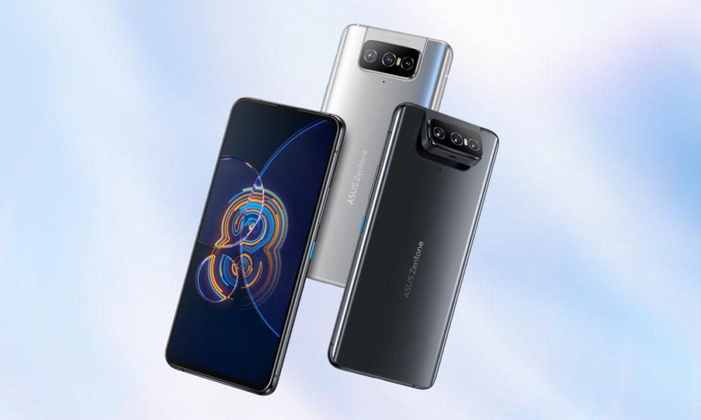Ya están aquí los ASUS Zenfone 8 y Zenfone 8 Flip