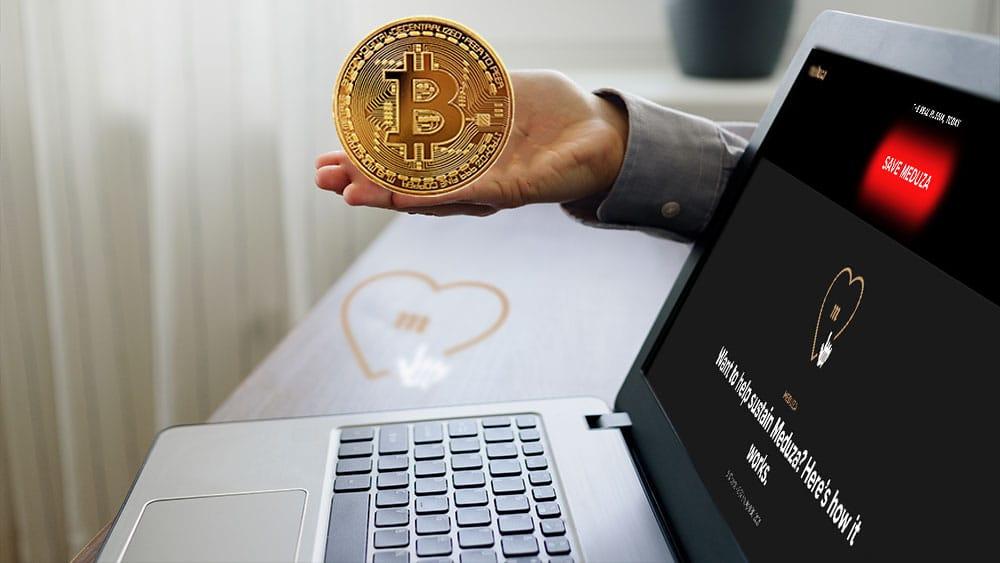 Agencia de noticias rusa censurada solicita donaciones en bitcoin